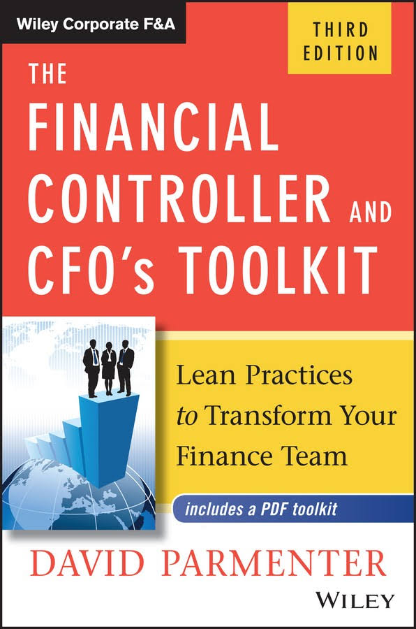the financial controller and cfo u2019s toolkit  lean practices